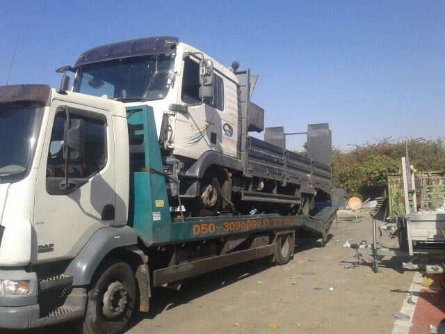 גרירת משאיות